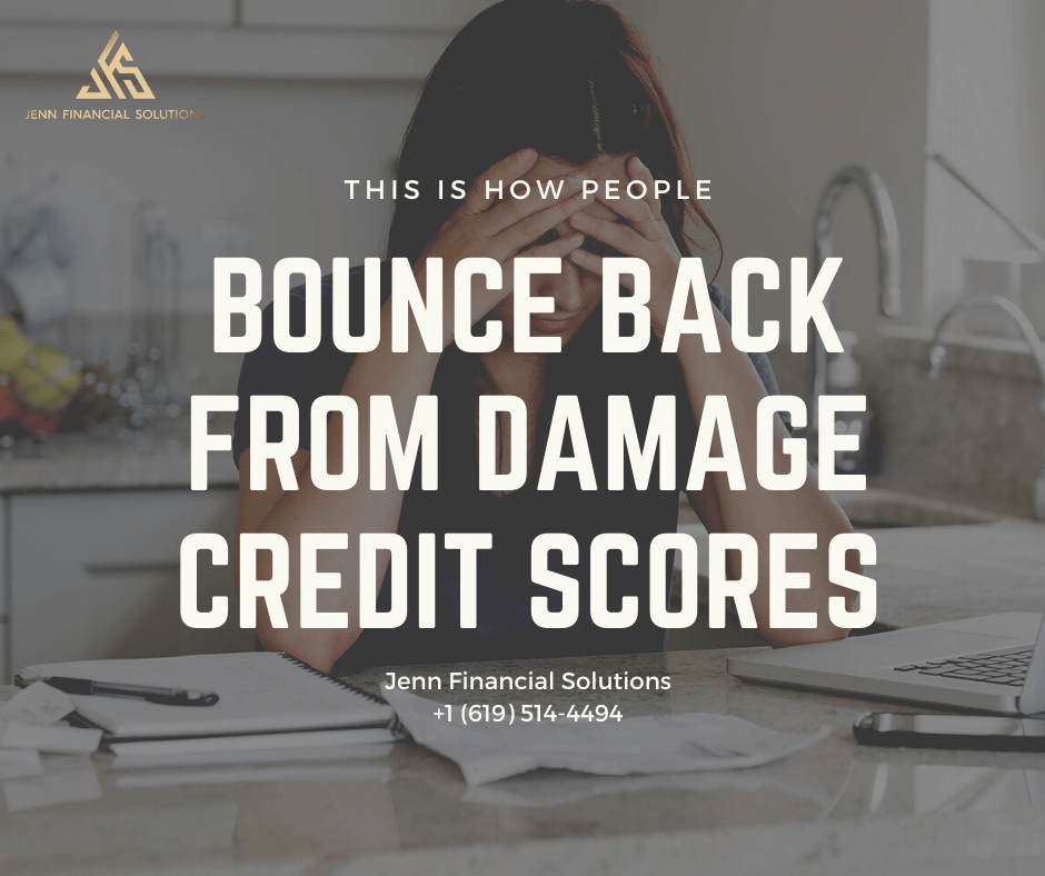 How People Bounce Back from Damaged Scores