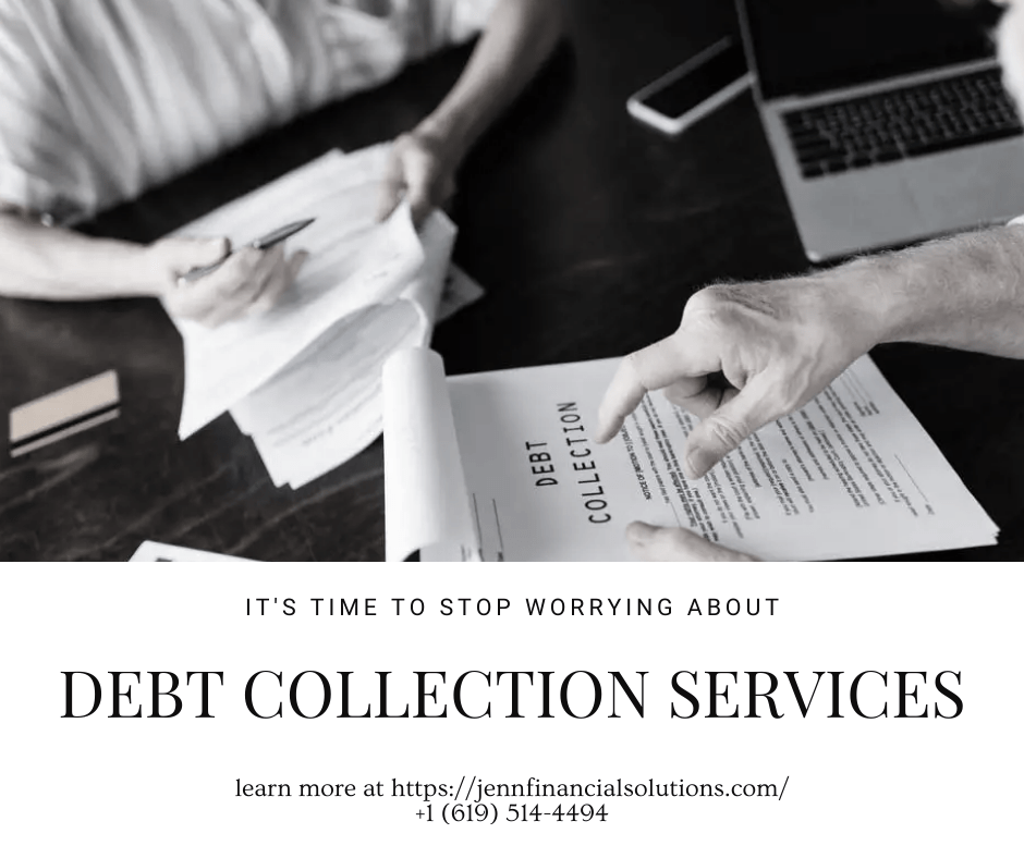 It's Time to Stop Worrying about Debt Collection Services!